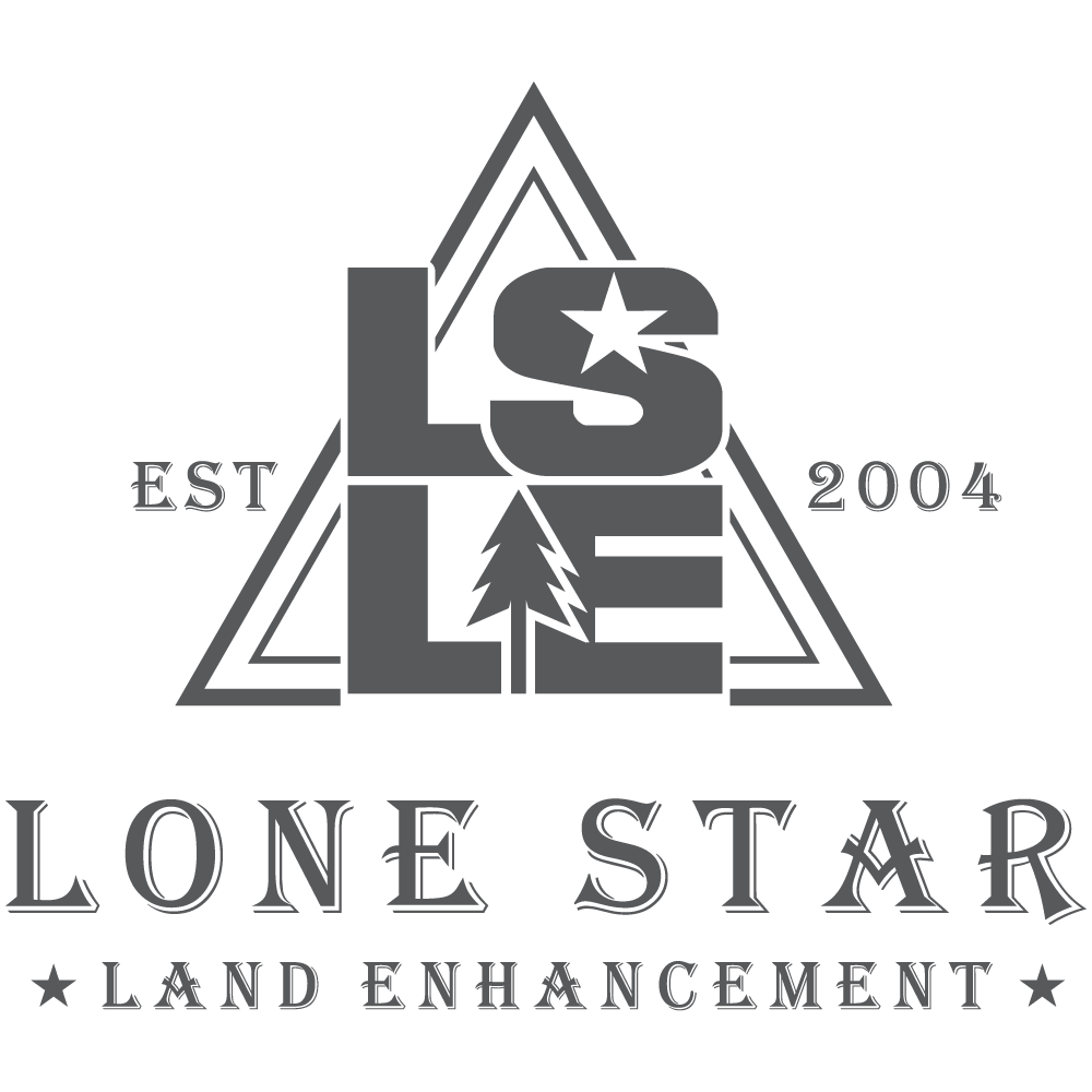 Land-Clearing-Tyler-Mulching-Lone-Star-Land-Enhancement grey logo